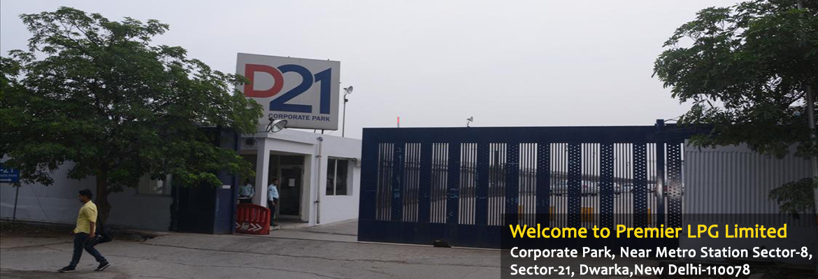 Welcome to Premier LPG Limited